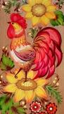 Автор: Светлана Кошель. Красный петушок.