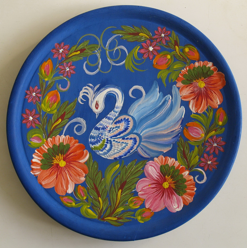 Рисунки на посуде своими руками фото 50