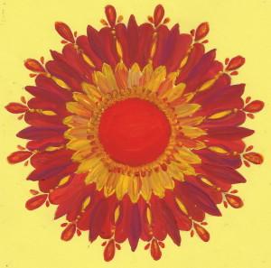 Солнце. Вариант 3