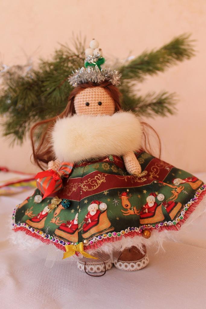 Кукла-ёлка