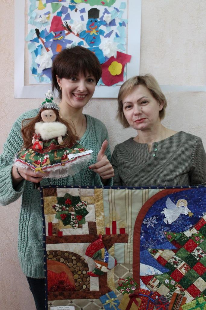 Татьяна Мизина и Галина Басан