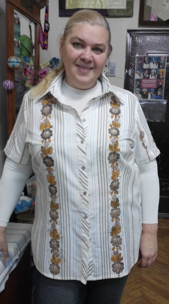 Ромасько С рубашка