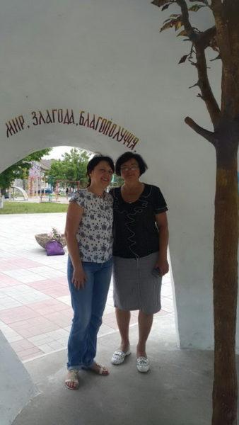 Поездка в Петриковку.